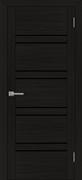 Межкомнатная дверь Profil 2.80RTX Венге Темный со стеклом