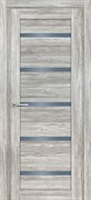 Межкомнатная дверь Profil 7XNL Дуб Серый Графит