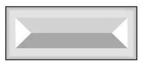 Подпятник MT Салинас Темный 200*100*10