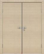 Дверь звукоизоляционная Rw 42dB Prima M900 Капучино двустворчатая распашная с алюминиевой кромкой и авто