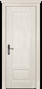 Межкомнатная дверь Массив Дуба Двери Белоруссии Рочестер Слоновая Кость глухая